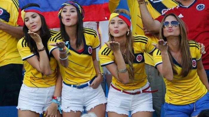 Eksploitasi Wanita Cantik di Piala Dunia 2018 Dapat Kecaman dari FIFA