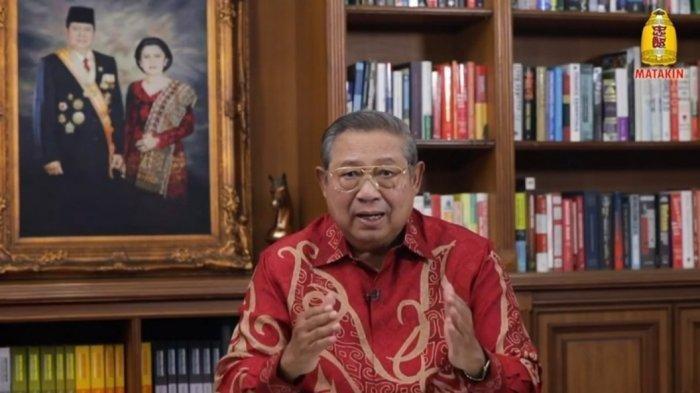 Presiden ke-6 RI Susilo Bambang Yudhoyono (SBY).