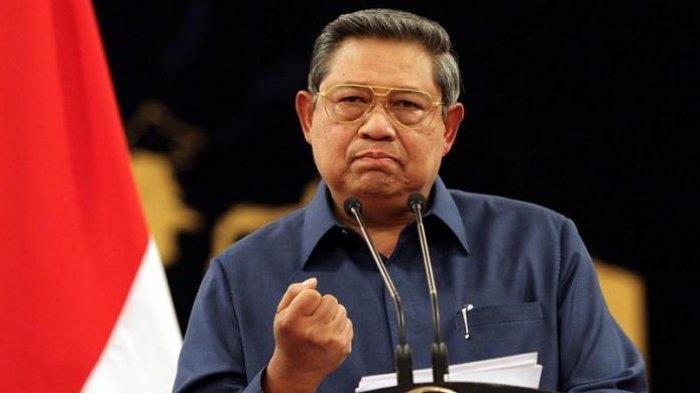SBY Daftarkan Diri Sebagai Pemilik Merek Partai Demokrat, Kubu Moeldoko: SBY Itu Mungkin Sakit!