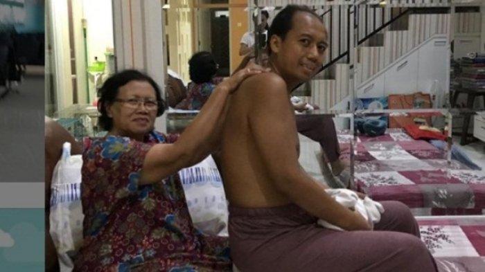 Perjuangan Sutopo Purwo Lawan Kanker Paru-paru, Sakitnya ke Tulang, Isyarat