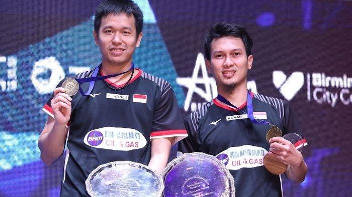 Denmark Open 2019: Kekuatan Indonesia mengerikan, Ahsan/Hendra Pulih, Marcus/Kevin Siap Menggila!