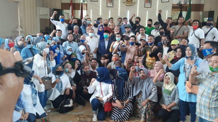 Saling Klaim Dekat Dengan Fasha, Tiga Bakal Calon Gubernur Jambi Yakin Raup Suara Warga Kota Jambi