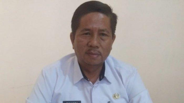 Syafri, Pelaksana tugas BPBD Merangin semasa hidup. Iaditemukan tewas bersimbah darah di kediamannya di Kebun Sayur, Kelurahan Dusun Bangko.