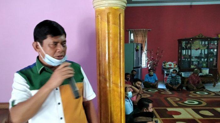 Komitmen Tingkatkan Kesejahteraan Guru Honor, Syafril Nursal Janji Gaji Honorer Setara ASN