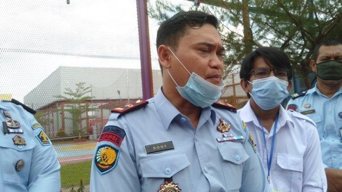 25 Warga Binaan Lapas Narkotika Muara Sabak Terkonfirmasi Positif Covid-19, Langsung di Sel Khusus