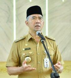 Wali Kota Jambi H Syarif Fasha