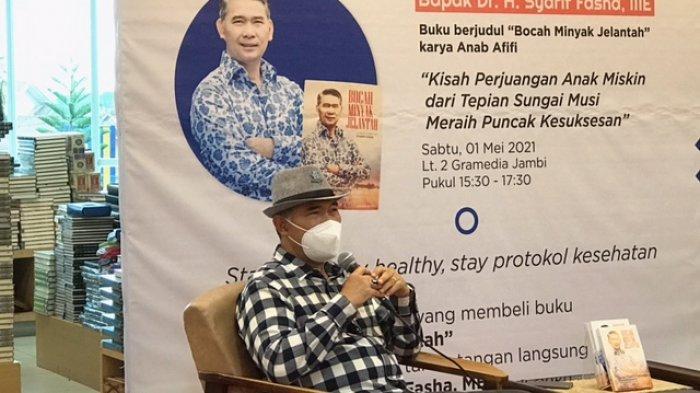 Kisah Perjuangan Syarif Fasha Bocah Minyak Jelantah Dulu Sebelum Sukses Jadi Wali Kota Jambi