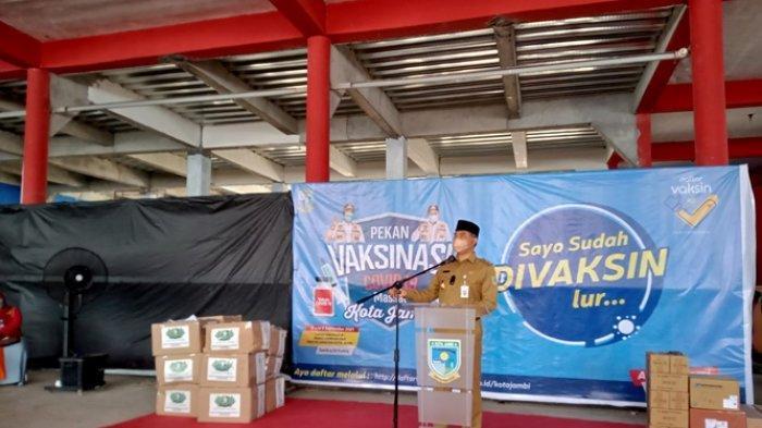 Wali Kota Jambi Syarif Fasha Isyaratkan Belajar Tatap Muka Segera Dilaksanakan