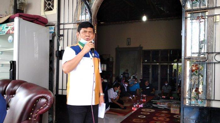 Di Kampung Marzuki Usman, Syafril Nursal Disambut Hangat oleh Masyarakat