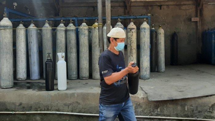 Foto Viral Struk Harga Tabung Oksigen Rp 6,8 Juta, Pemilik Apotek: Tergantung Dapatnya