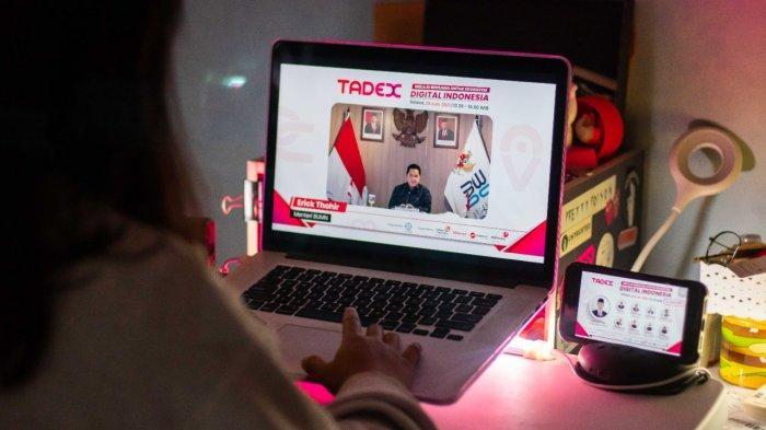 TADEX Sebagai Tanah Air Digital Exchange untuk Kedaulatan Digital Indonesia