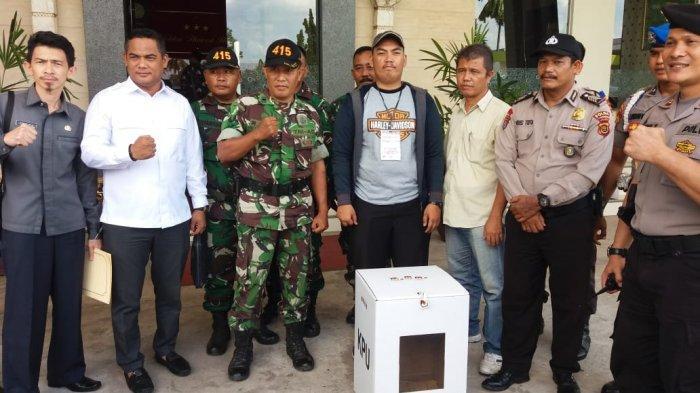 Tahapan Pleno Rekapitulasi Penghitungan Suara Tingkat PPK, Kabupaten/Kota, Provinsi di Jambi Usai