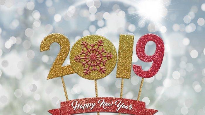 Kumpulan Doa dan Ucapan Selamat Tahun Baru 2019, Sederhana dan Penuh Makna!