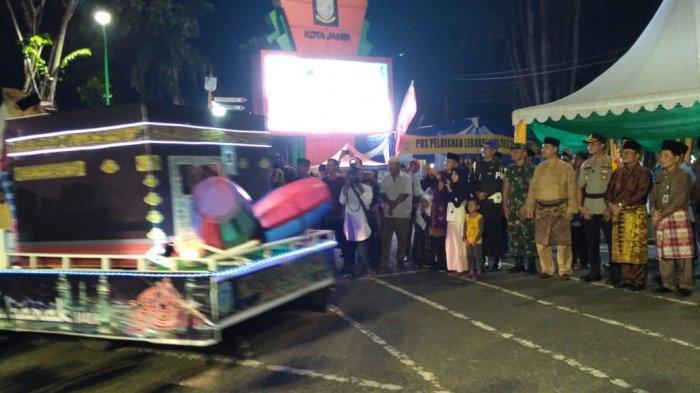Syarat Pemenang Kendaraan Hias Takbir Keliling Kota Jambi Menurut Wali Kota Syarif Fasha