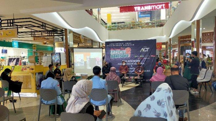 ACT Gelar Talkshow Bangkit Bangsaku dan Launching Gerakan Wakaf Usaha Mikro