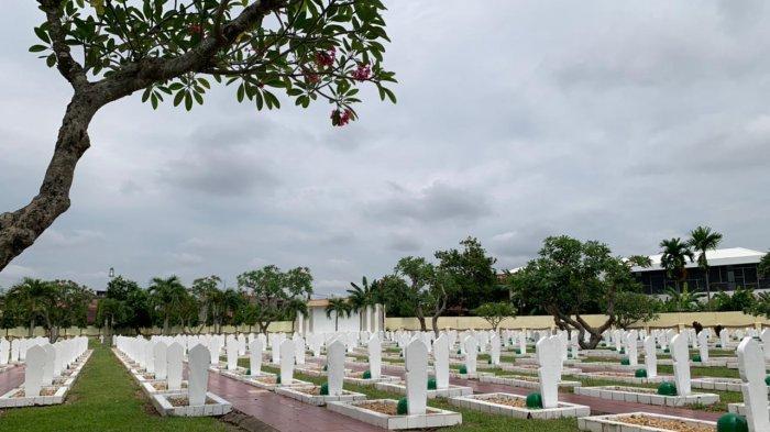 Pembangunan Taman Makam Pahlawan di Tanjabtim Kemungkinan Dikerjakan Tahun Depan