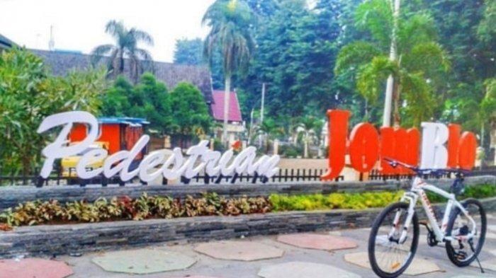 Tujuh Tempat Olahraga Santai, Asyik dan Instagrammable Sambil Ngabuburit Sore di Jambi