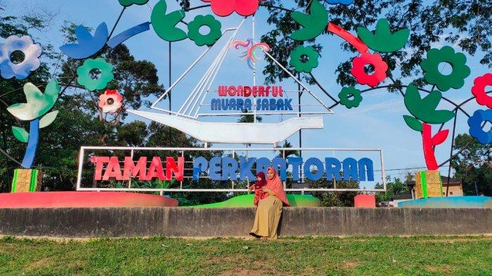 Demi Memanjakan Pengunjung, Pemda Bakal Siapkan Angkringan di Taman Perkantoran Muara Sabak