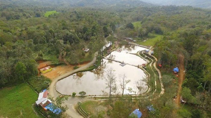 Objek Wisata di Kerinci Tutup Karena Corona, Pengelola Wisata Taman Pertiwi Rela Rugi Ratusan Juta