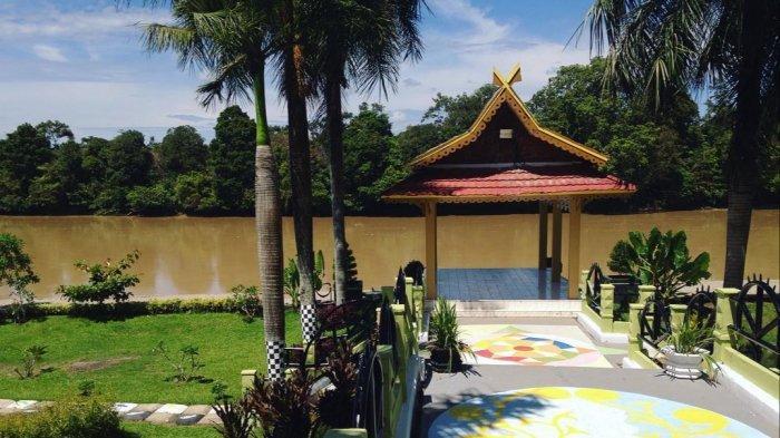 Taman Tanggo Rajo Tebo, Wisata Kebanggaan Masyarakat Tebo di Akhir Pekan