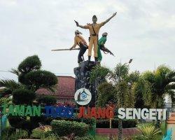 Sejarah Kelurahan Sengeti, Markas Pertempuran Tentara Belanda dan Para Pejuang di Muarojambi