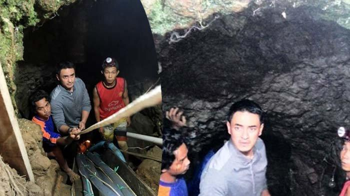 Warga Berjuang Evakuasi Pekerja Tambang Emas Merangin Sistem Lubang Jarum