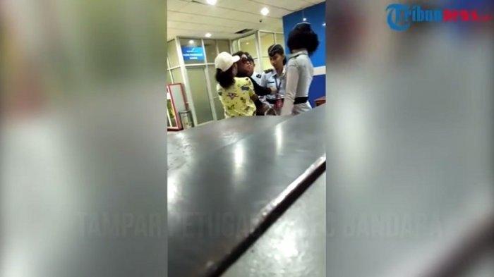 Tiga Penyidik Diterbangkan ke Jakarta Periksa Istri Jenderal yang Tampar Pegawai Bandara
