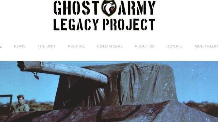Begini Cara Kerja Pasukan Hantu Amerika di Perang Dunia II yang Sukses Kelabui Pasukan Nazi!