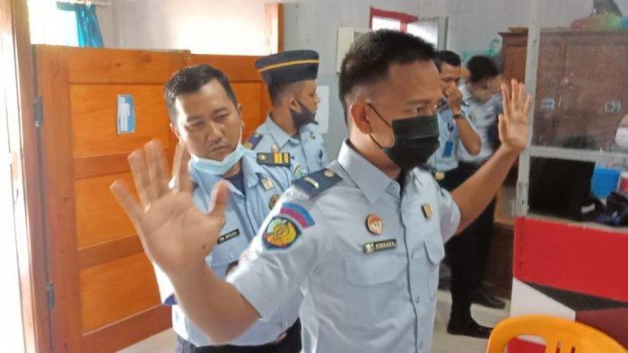Seluruh Tamu dan Pegawai Lapas Perempuan Jambi akan Diperiksa oleh Tim Pengawas Internal