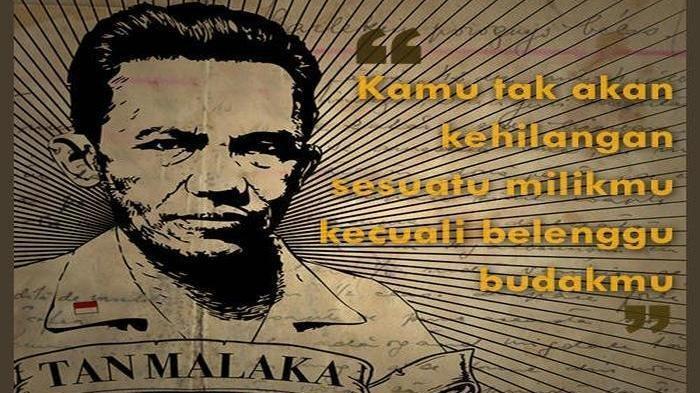 Tan Malaka Tokoh Pejuang Indonesia di Mata Bung Hatta hingga Dapat Surat Wasiat Soekarno
