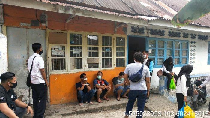 Sedang Edarkan Sabu, 8 Orang Ditangkap Petugas BNNP Jambi, Ipda Riko Sebut Semua Pemain Lama