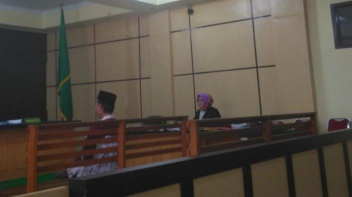 Pembelaan, PH Sebut Kerugian Negara DD Desa Batang Aburan Tebo, Harusnya Dikurangi Rp112,4 Juta