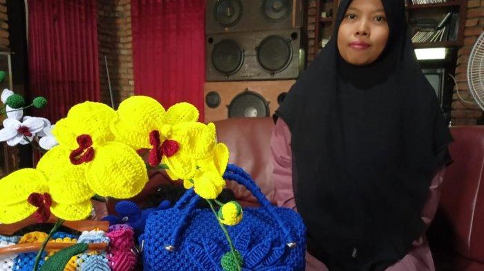 Tas Produksi Lokal Jambi Kualitas Bersaing, UMKM Asmarani Craft Produksi Tas Cantik dan Keren