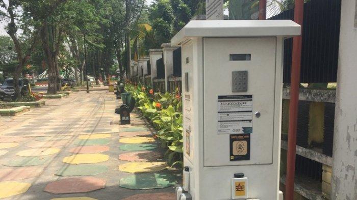 SPLU Taman Jomblo Masih Sepi, Banyak Warga Belum Punya E-Money