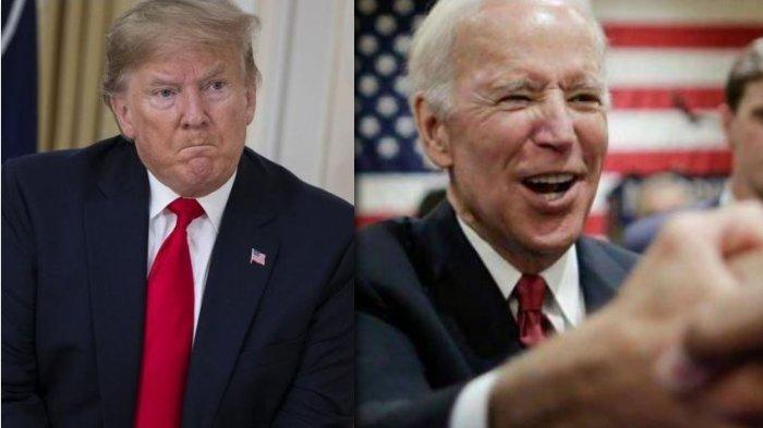 HASIL Pilpres AS: Donald Trump Mengamuk, Joe Biden Bakal Ambil Alih Gedung Putih dan Memperbaiki AS