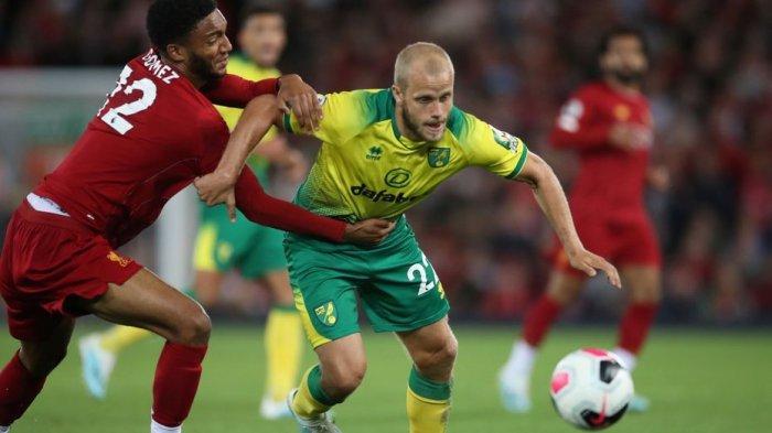 Teemu Pukki Striker Norwich City Top Skor sementara Liga Inggris