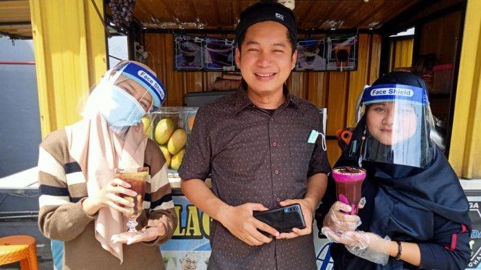 Yudi Lahirkan Bisnis Visioner dari Balik Kontainer Jus di Kota Jambi