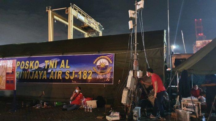 Telkomsel Dukung Kelancaran Operasional Komunikasi Tim Evakuasi dan Penyelamatan Sriwijaya Air