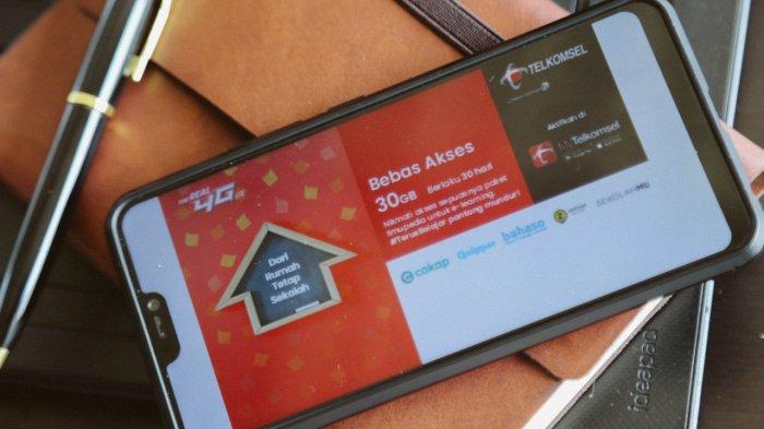 Segera Cek! Ini Layanan Terbaru Akses Internet Gratis dari Telkomsel, Bermanfaat saat di Rumah Aja