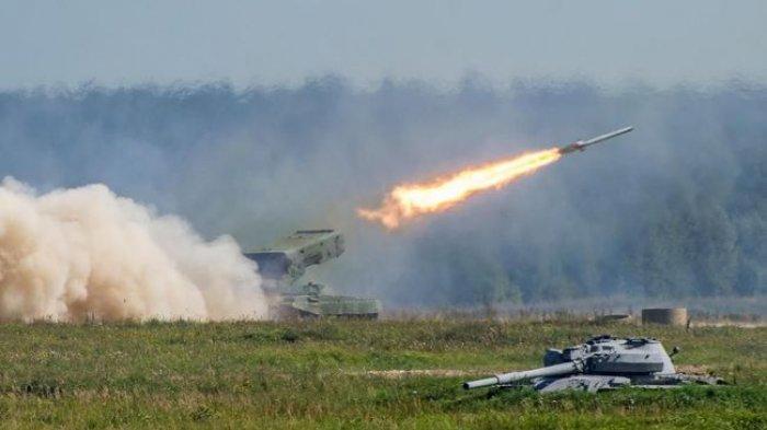 Israel Dibombardir Roket dari Suriah, Khawatir Pertempuran Meluas di Timur Tengah, Begini Reaksi AS