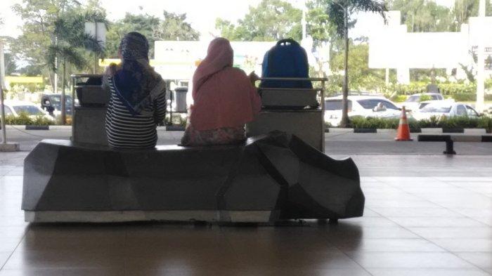 Ada Badak di Bandara Sultan Thaha, Bisa Angkut Enam Orang Sekaligus