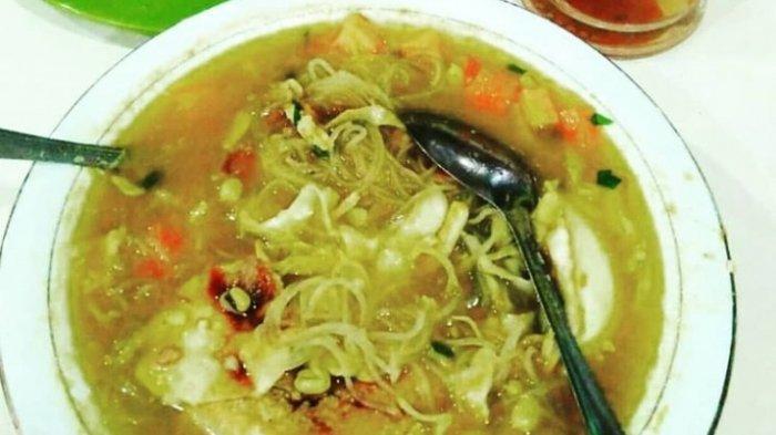 Tempat Makan Nasi Soto yang Enak dan Murah Ini Ada di Kota Jambi