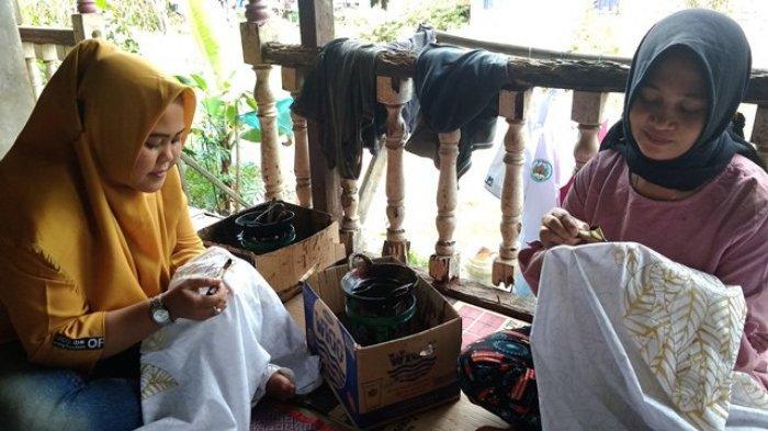 TRIBUNWIKI - Mengenal Batik Khas Jambi dari Seberang Kota Jambi, Motif Batik Serta Maknanya