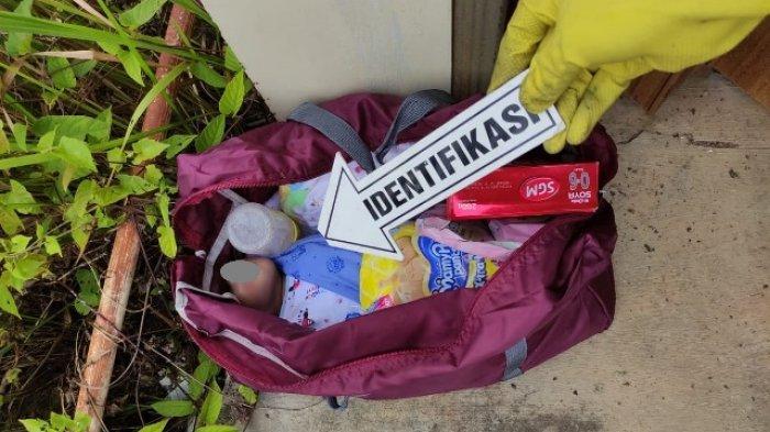 BREAKING NEWS Geger Warga Batin III Bungo Temukan Bayi Dalam Tas, Orangtua Diburu