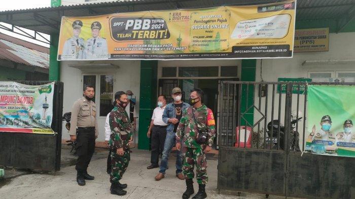 BREAKING NEWS Satu Unit Granat Nanas Aktif Ditemukan IRT di Teras Rumah di Danau Sipin