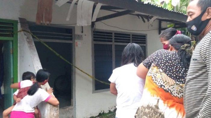 Tinggal Sendiri, CD Ditemukan Tewas di Kontrakan di Solok Sipin, Ternyata Penjual Balon di SD