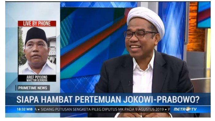 Puji Arief Poyuono saat Beri Nasihat Padanya, Ali Ngabalin: Baru Ada Orang Gerindra Secerdas Ini