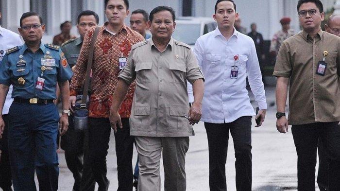 Prabowo Paling Diharapkan Maju Capres 2024, Demokrat Sebut Elektabilitas Ketua Gerindra Itu Menurun