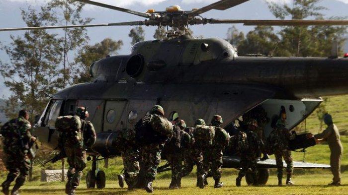Cerita Satgas TNI Polri saat Memburu KKB Pimpinan Egianus Kogoya di Papua - Temuan Jenazah Terbaru