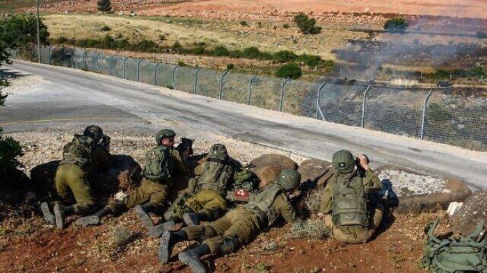 Israel Dapat Serangan Hujan Roket Terbaru dari Hamas, Kini Giliran Militan Lebanon Mulai Menyerang